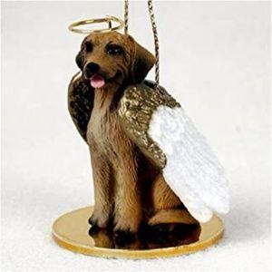 Rhodesian Ridgeback Ornament Christmas Dog Angel